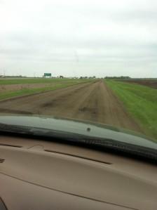 Crappy road