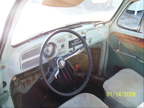Bug interior